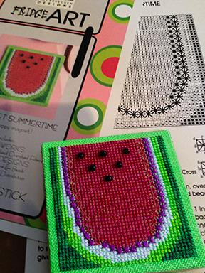 Amy Bruecken Designs - Sweet, Sweet Summertime - Limited Edition Kit