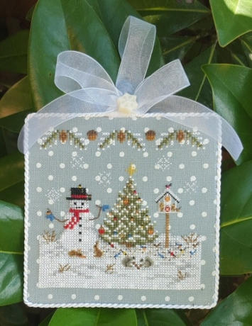 Blackberry Lane Designs - Frosty Weather-Blackberry Lane Designs - Frosty Weather, snowman, snow, winter,