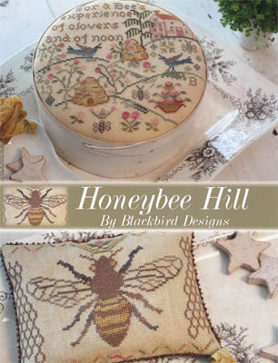Blackbird Designs - Honeybee Hill - Cross Stitch Pattern