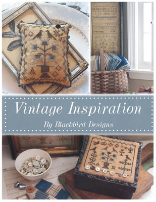 Blackbird Designs - Vintage Inspiration - Cross Stitch Patterns