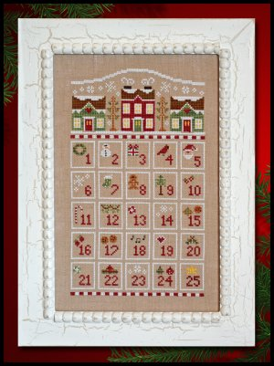 Country Cottage Needleworks - Countdown to Christmas