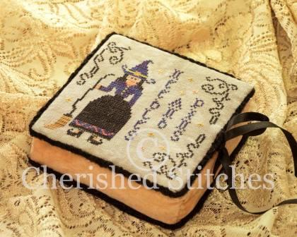 Cherished Stitches - Witchy Witch-Cherished Stitches - Witchy Witch