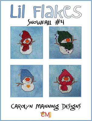 Carolyn Manning Designs - Lil Flakes-Snowfall 4
