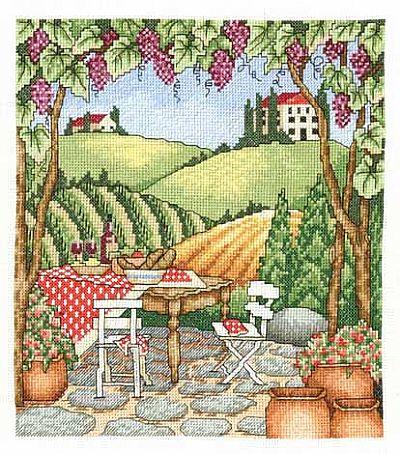 Bobbie G. Designs - Tuscan Picnic