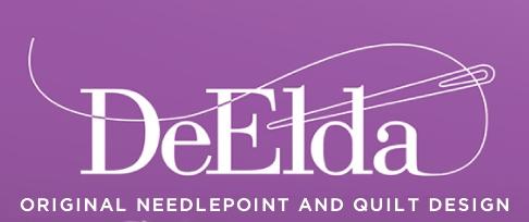 DEELDA NEEDLEPOINT