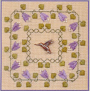 Elizabeth's Designs - Hummingbird II Kit