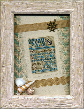Erica Michaels Needleart Designs - Ocean of Wisdom