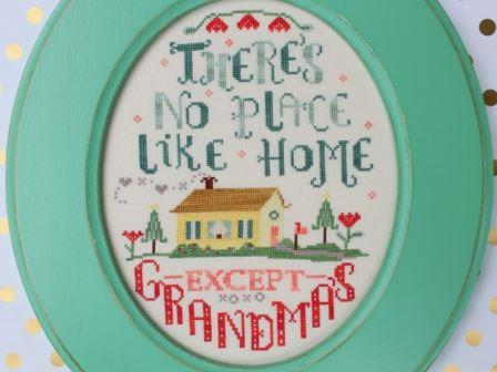Lindy Stitches - Except Grandma's