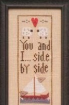 Heart in Hand Needleart - Family Medley - Cross Stitch Chart