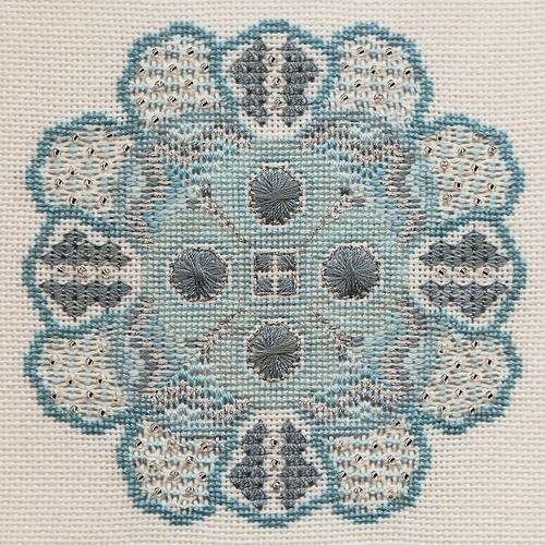 Freda's Fancy Stitching - Flower Power 2