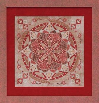 Glendon Place - Red Velvet Cake - Cross Stitch Pattern
