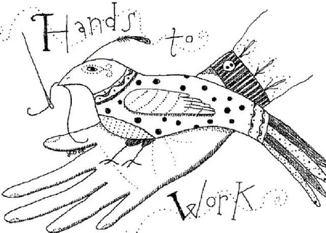 HANDS TO WORK