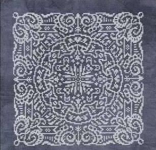 Ink Circles - Chalkboard Mandala