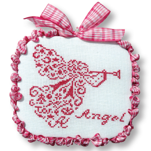 JBW Designs - French Country Angel-JBW Designs - French Country Angel. angels, Holy, God, cross stitch,