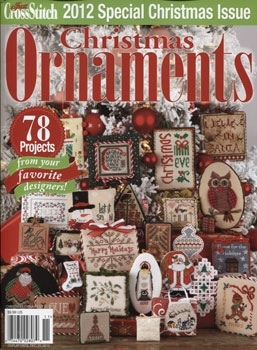 Just Cross Stitch - 2012 Christmas Ornament Special Issue-Just Cross Stitch - 2012 Christmas Ornament Special Issue