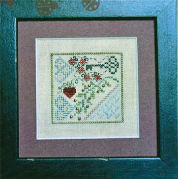 Jeannette Douglas Designs - Five Ladybugs-Jeannette Douglas Designs Five Ladybugs