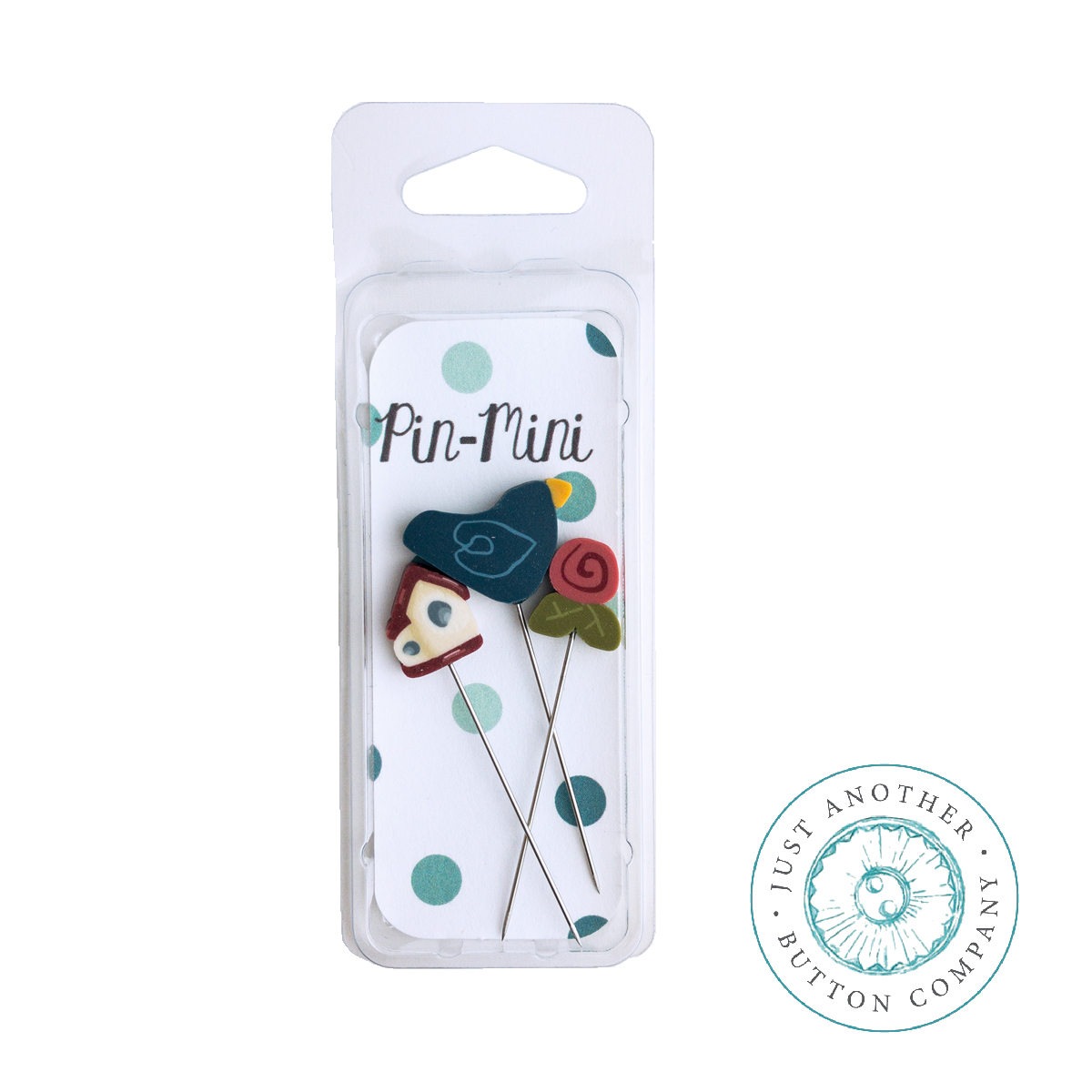 Just Another Button Company - Just Pins - Grown with Love - Pin Mini Pack