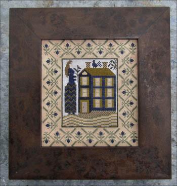 Kathy Barrick - Grace - Cross Stitch Pattern