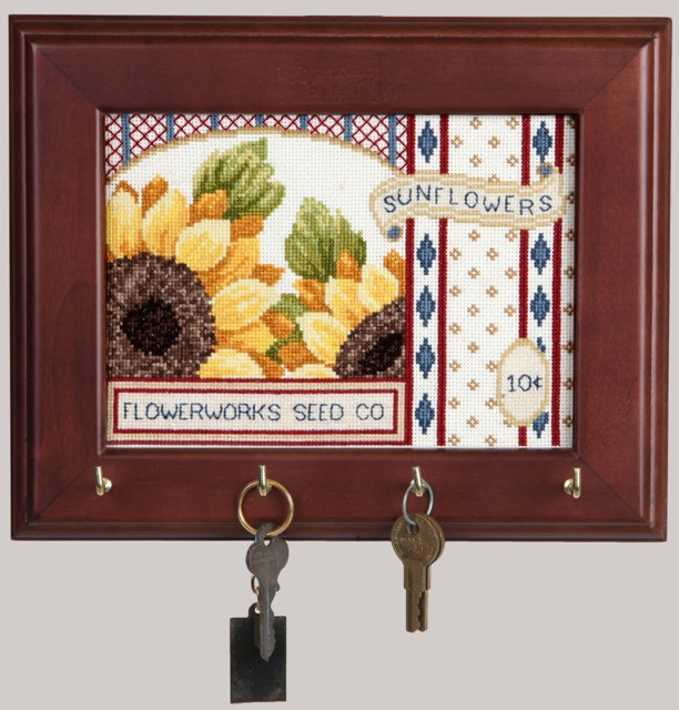 Sudberry House - Key Rack-Sudberry House, Key Rack, mahogany, wood,