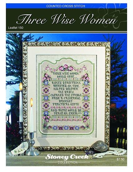 Stoney Creek - Three Wise Women - Cross Stitch Chart
