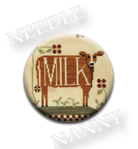 Stitch Dots - Bessie Needle Nanny by Little House Needleworks-Stitch Dots - Bessie Needle Nanny by Little House Needleworks