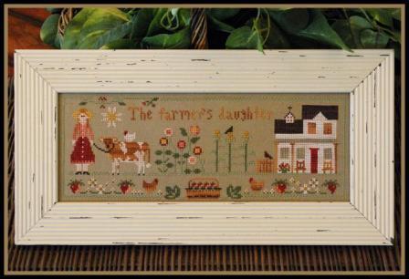 Little House Needleworks - Farmer's Daughter