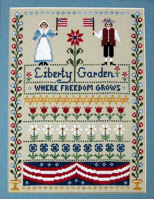 The Needle's Notion - Liberty Garden-The Needle's Notion Liberty Garden