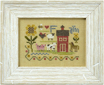 Lizzie Kate - Flora McSample - Farm Sampler