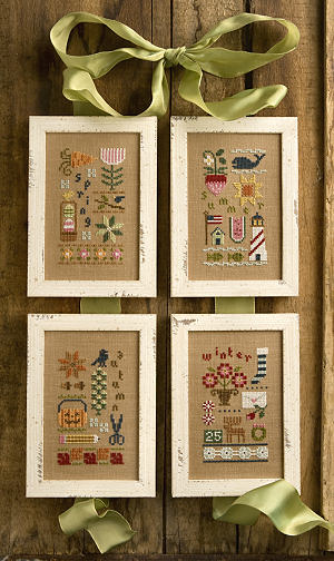 Lizzie Kate - Seasons - Chartpak-Lizzie Kate, Seasons, Chartpak, winter, spring, summer, fall