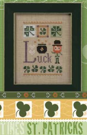 Lizzie Kate - Celebrate with Charm - Luck-Lizzie Kate - Celebrate with Charm Flip-it - Luck, St Patricks Day, luck of the Irish, four leaf clover,