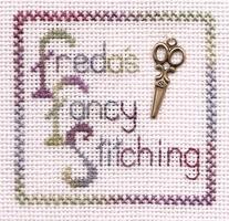 FREDA'S FANCY STITCHING