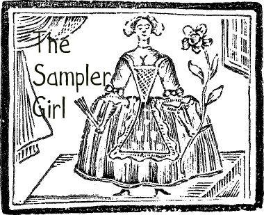 THE SAMPLER GIRL