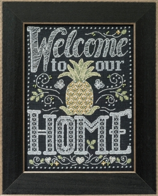 Mill Hill - Welcome Home Kit-Mill Hill - Welcome Home Kit