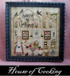 Nikyscreations - House of Cooking-Nikyscreations - House of Cooking, sewing, baking, cooking, cross stitch