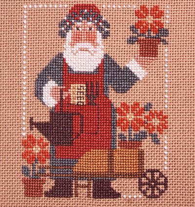Prairie Schooler - 1993 Santa