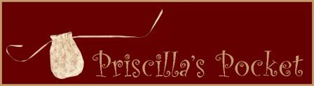 PRISCILLA'S POCKET