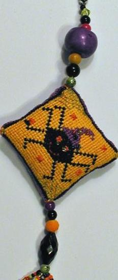 Praiseworthy Stitches - Spider Spell Fob - Limited Edition Kit