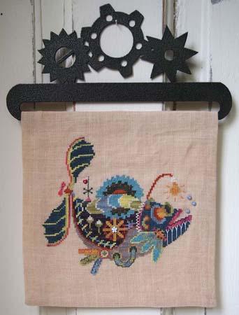 SamSarah Design Studio - Steam Punk Sea Serpent - Cross Stitch Pattern
