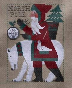 Prairie Schooler - 2017 Santa