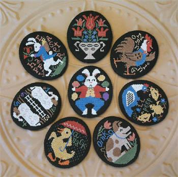 Prairie Schooler - Vintage Eggs