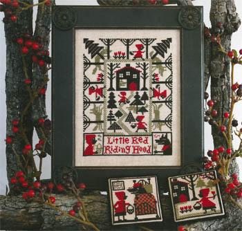 Prairie Schooler - Little Red Riding Hood