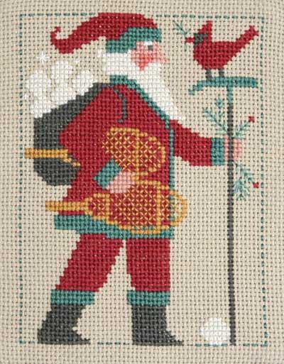 Prairie Schooler - 2011 Santa
