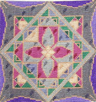 Jeanette Ardern Designs  - Quilts V - Cross Stitch Pattern