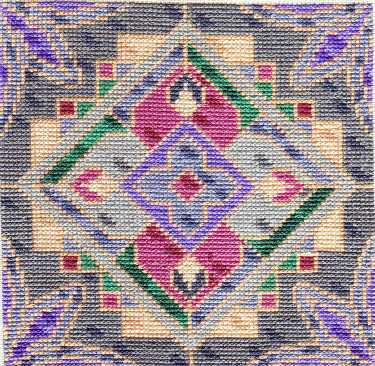 Jeanette Ardern Designs  - Quilts IV - Cross Stitch Pattern-Jeanette Ardern Designs  - Quilts IV - Cross Stitch Pattern