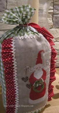 Lilli Violette - Santa Claus - Cross Stitch Pattern