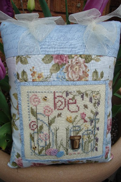 Shepherd's Bush - Be Sweet-Shepherds Bush - Be Sweet, nice, family, love, Cross Stitch Pattern