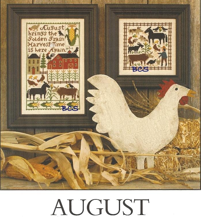 Prairie Schooler - August