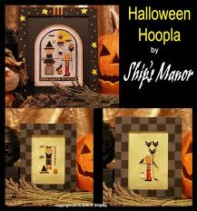 Ship's Manor - Halloween Hoopla-Ships Manor - Halloween Hoopla
