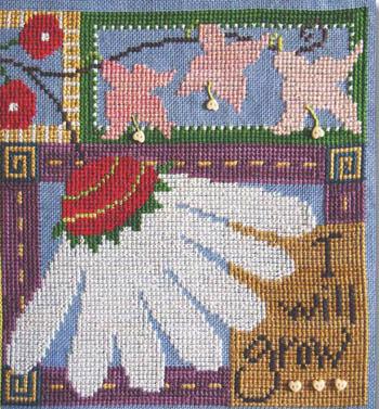 SamSarah Design Studio - In My Garden - Chapter 2 - Cross Stitch Pattern