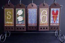 SamSarah Design Studio - Fun Every Day - Part 06 of 12 - June Calendar - Cross Stitch Patterns